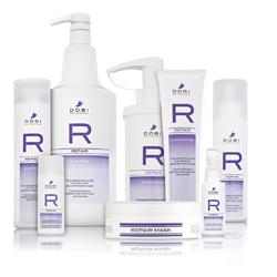 """Der Beauty-Fachhändler entwickelt und vertreibt auch eigene Pflegeprodukte unter der Marke """"Dobi""""."""