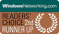 WindowsNetworking.com Readers' Choice Award