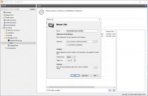 Die integrierte Backup-Funktion in MailStore Server