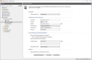 Benutzersynchronisation zwischen Active Directory oder LDAP und MailStore Server