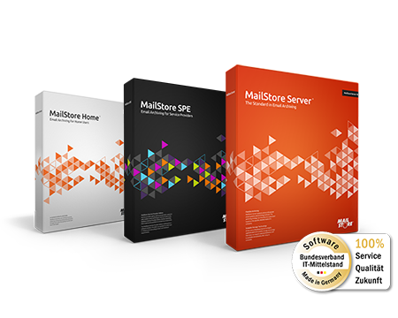 MailStore Email Archiving Solutions