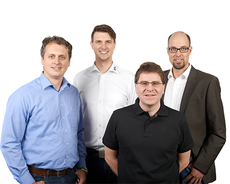 "Das ""Technical Support""-Team der MailStore Software GmbH"