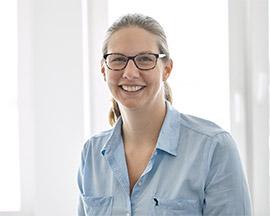 Mareike Kaczorowski, Office Manager