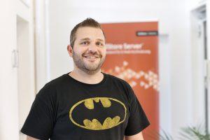 Alex Cramer ist Channel Sales Representative bei MailStore