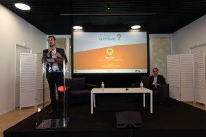 Simon Tailpied präsentiert MailStore Server