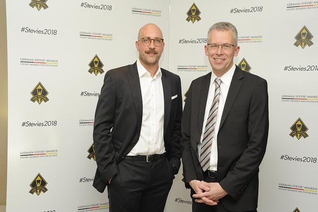 Wilm Tennagel und Christian Mussmann von der MailStore Software GmbH