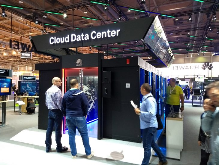 Huawei Cloud Data Center