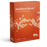 MailStore Server Boxshot - Email Archiving Software for small- and medium sized Businesses