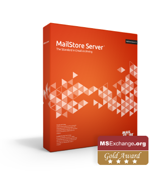 MailStore Server V12 - Email Archiving for small and medium sized businesses