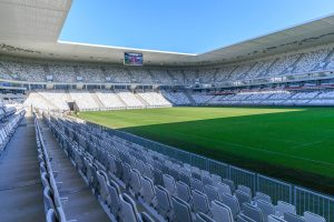 The Stade Matmut-Atlantique in Bordeaux