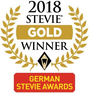 Golden Stevie Award 2018