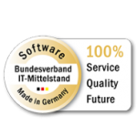 Badge Software Made in Germany