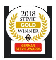 Logo Stevie Gold Award