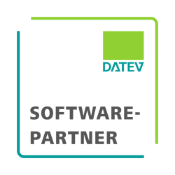 Logo DATEV Software-Partner