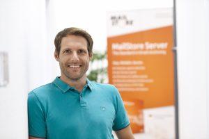 Julian Jansen, Legal Counsel at MailStore Software GmbH