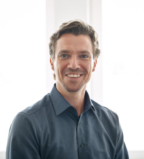 Roland Latzel, Director of Marketing
