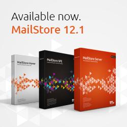 Boxshots MailStore 12.1