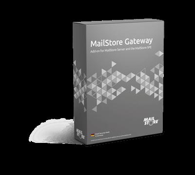 Boxshot MailStore Gateway