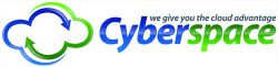 Logo Cyberspace - we give you the cloud advantage